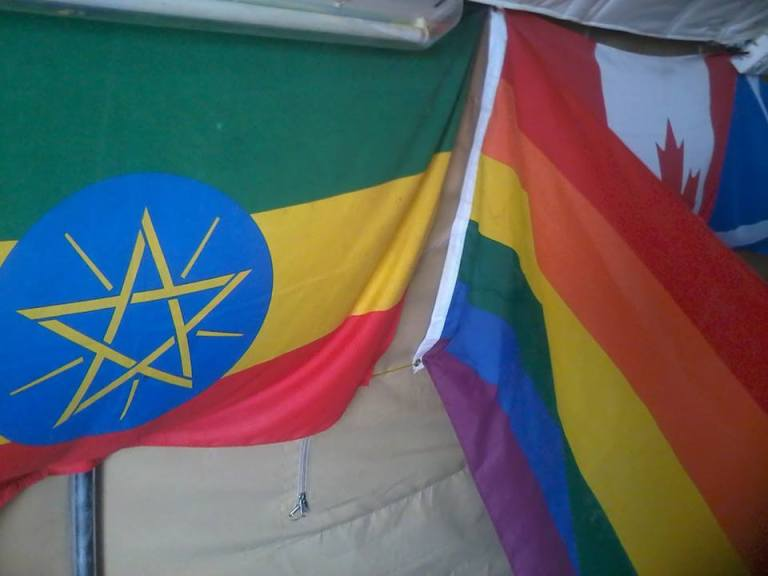 the lgbtq community in ethiopia and the society in general Recently, the feminist community and the lgbtq+ community came together not long after president trump was inaugurated into office a women's march on washington was scheduled for january 21st, 2017, just one day after the inauguration took place the women's march wanted to.
